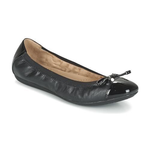 Zapatos Mujer Bailarinas-manoletinas Geox D LOLA 2FIT C Negro
