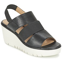 Zapatos Mujer Sandalias Geox D DOMEZIA B Negro