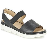 Zapatos Mujer Sandalias Geox D DARLINE C Negro