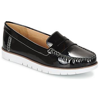 Zapatos Mujer Derbie Geox D KOOKEAN F Negro