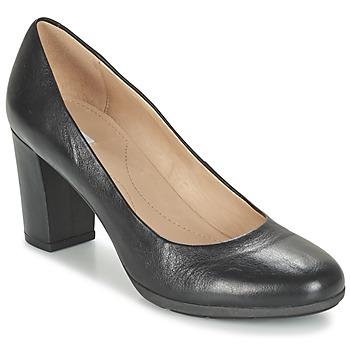 Zapatos Mujer Zapatos de tacón Geox D ANNYA A Negro