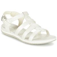Zapatos Mujer Sandalias Geox D SAND.VEGA A Blanco