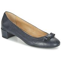 Zapatos Mujer Bailarinas-manoletinas Geox D CAREY A Marino