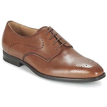 Zapatos Hombre Derbie Geox U NEW LIFE A Marrón