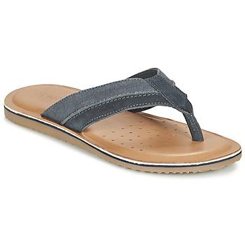Zapatos Hombre Chanclas Geox U ARTIE B Marino