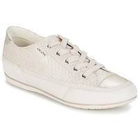 Zapatos Mujer Zapatillas bajas Geox NEW MOENA Blanco