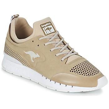 Zapatos Zapatillas bajas Kangaroos COIL 2.0 MONO Beige