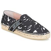 Zapatos Mujer Alpargatas Kenzo KAPRI Negro