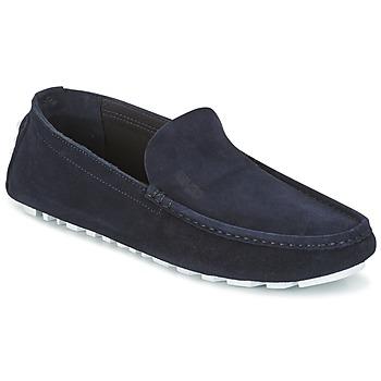 Zapatos Hombre Mocasín Kenzo LAN Marino