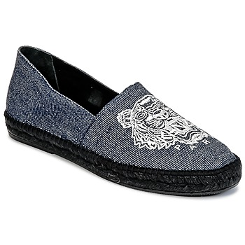 Zapatos Hombre Alpargatas Kenzo SLIT Azul