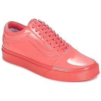 Zapatos Mujer Zapatillas bajas Vans UA OLD SKOOL Coral