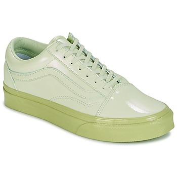 Zapatos Mujer Zapatillas bajas Vans UA OLD SKOOL Verde