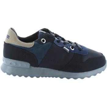 Zapatos Niños Derbie & Richelieu Bass3d 42054 Negro
