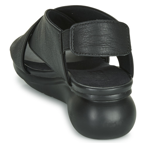 Mujer Negro Zapatos Camper Balloon Sandalias HWED9I2