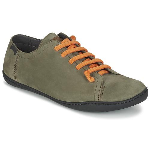 Zapatos Hombre Derbie Camper PEU CAMI Kaki