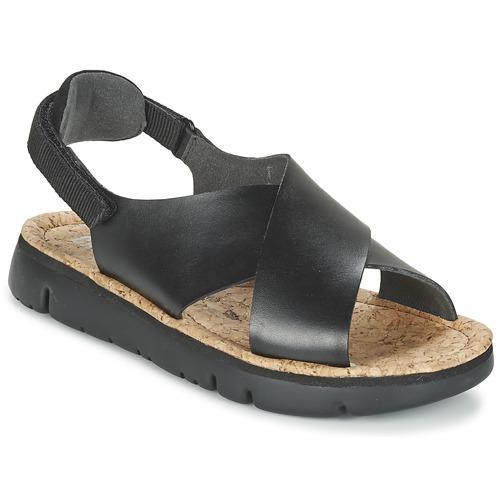 Zapatos de mujer baratos zapatos de mujer Zapatos especiales Camper ORUGA Negro