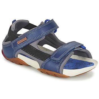 Zapatos Niño Sandalias Camper OUS Marino