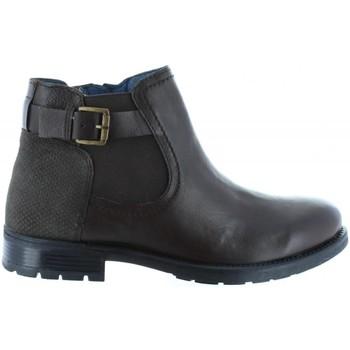 Zapatos Hombre Botas de caña baja Xti 46315 Marrón