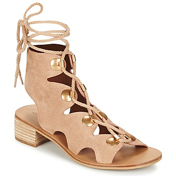 Zapatos Mujer Sandalias See by Chloé SB28231 Beige