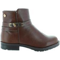 Zapatos Niña Botines Xti 53835 Marr?n