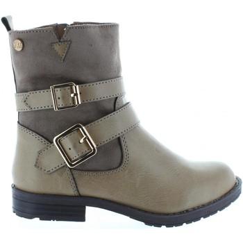 Zapatos Niña Botas urbanas Xti 53839 Beige