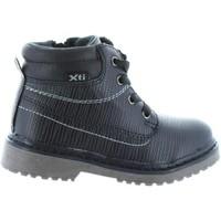 Zapatos Niña Botines Xti 53914 Negro