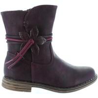 Zapatos Niña Botas urbanas Xti 54055 Rojo