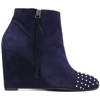 Zapatos Botas urbanas Staff Collection GLORIA Azul