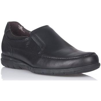 Zapatos Hombre Mocasín Fluchos 8499 NEGRO