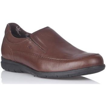 Zapatos Hombre Mocasín Fluchos 8499 MARRON