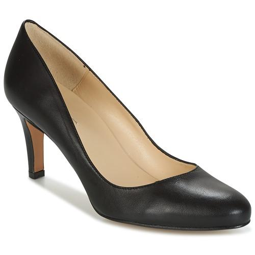 Zapatos Mujer Zapatos de tacón Betty London AMUNTAI Negro