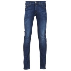 textil Hombre Vaqueros slim Replay JONDRILL Azul / Medium