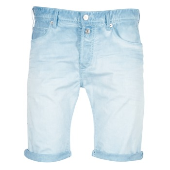 textil Hombre Shorts / Bermudas Replay RBJ901 Azul / Turquesa