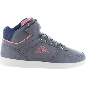 Zapatos Niños Botas de caña baja Kappa 303JS30 USSEL Gris