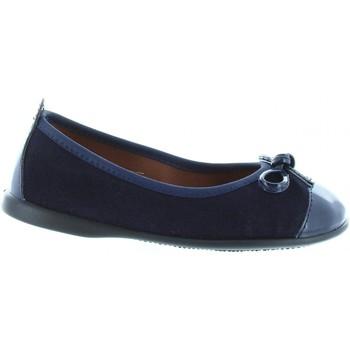 Zapatos Niña Bailarinas-manoletinas Garatti AN0086 Azul