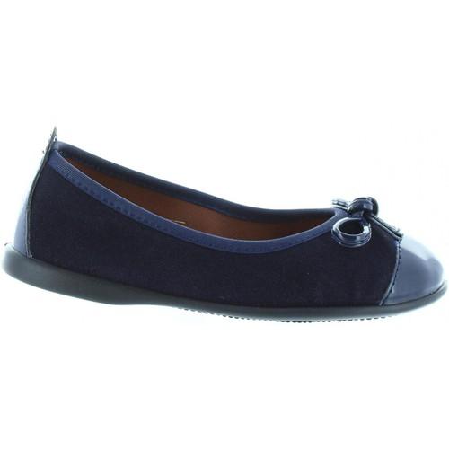 Garatti AN0086 Azul - Envío gratis   ! - Zapatos Bailarinas Nino