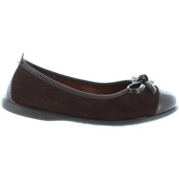 Zapatos Niña Bailarinas-manoletinas Garatti AN0086 Marrón