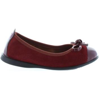 Zapatos Niña Bailarinas-manoletinas Garatti AN0086 Rojo