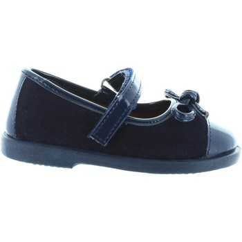 Zapatos Niña Bailarinas-manoletinas Garatti PR0064 Azul