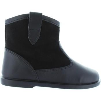 Zapatos Niña Botas urbanas Garatti AN0085 Negro