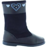 Zapatos Niña Botas urbanas Garatti AN0088 Azul