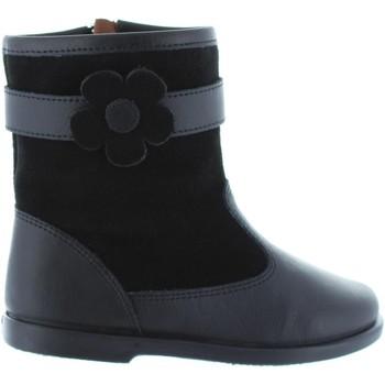 Zapatos Niña Botas urbanas Garatti AN0089 Negro