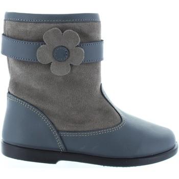 Zapatos Niña Botas urbanas Garatti AN0089 Gris