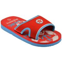 Zapatos Niños Sandalias De Fonseca  Rojo