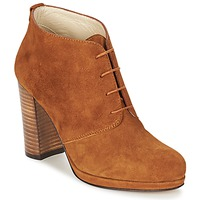 Zapatos Mujer Botines Betty London PANAY Camel