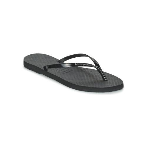 Zapatos Mujer Chanclas Havaianas YOU METALLIC Negro