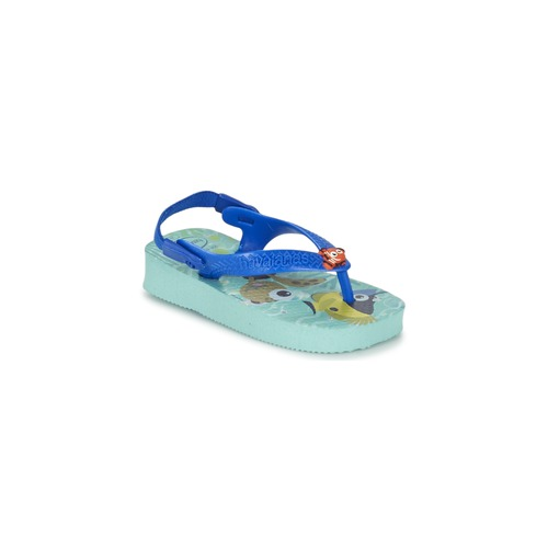 Zapatos Niños Chanclas Havaianas BABY DISNEY CUTIES Azul / Glacial