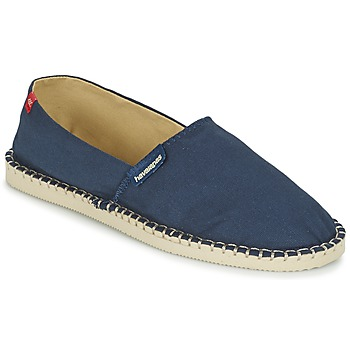 Zapatos Alpargatas Havaianas ORIGINE III Marino / Beige