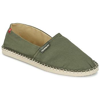 Zapatos Alpargatas Havaianas ORIGINE III Verde