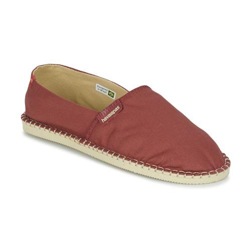 Zapatos Alpargatas Havaianas ORIGINE III Rojo